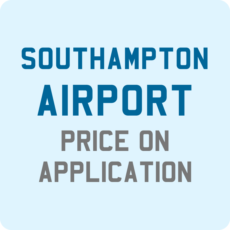 Taxi from Newquay to Southampton Airport, price on application